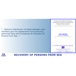 Recovery of Persons from Sea