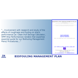 Biofouling Management Plan